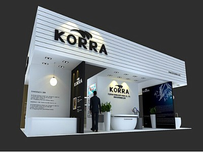 Korra Foreign Exhibition Design