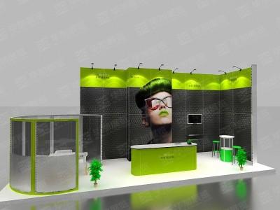 beMatrix Foreign Exhibition Design