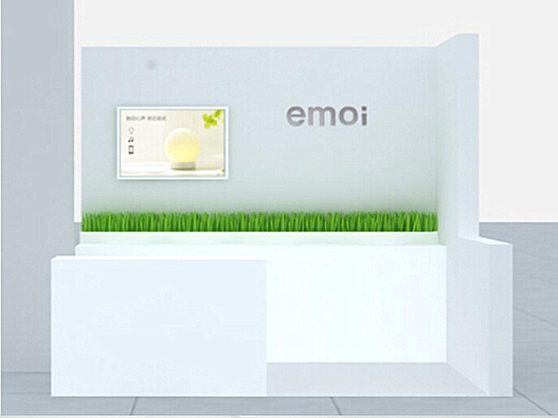 Emoi Foreign Exhibition Design
